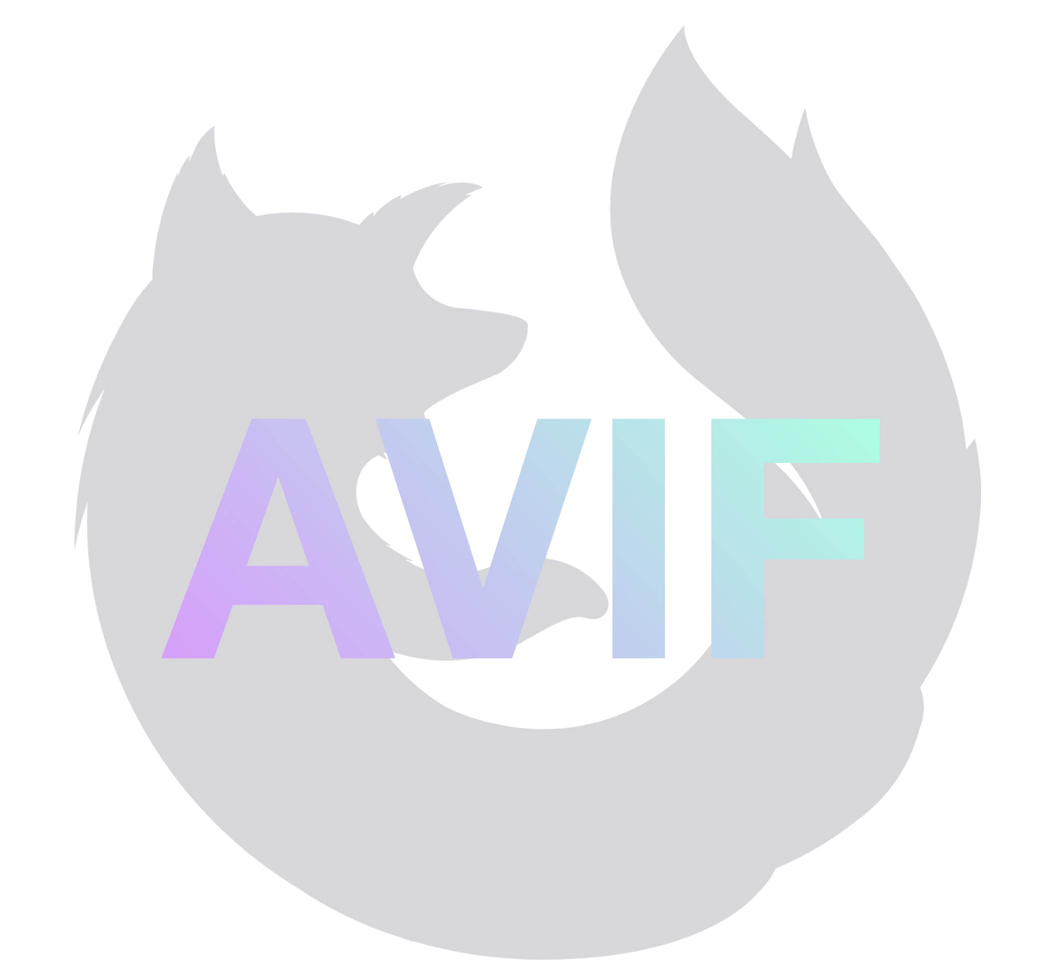 Firefox: AVIF Transparency Support